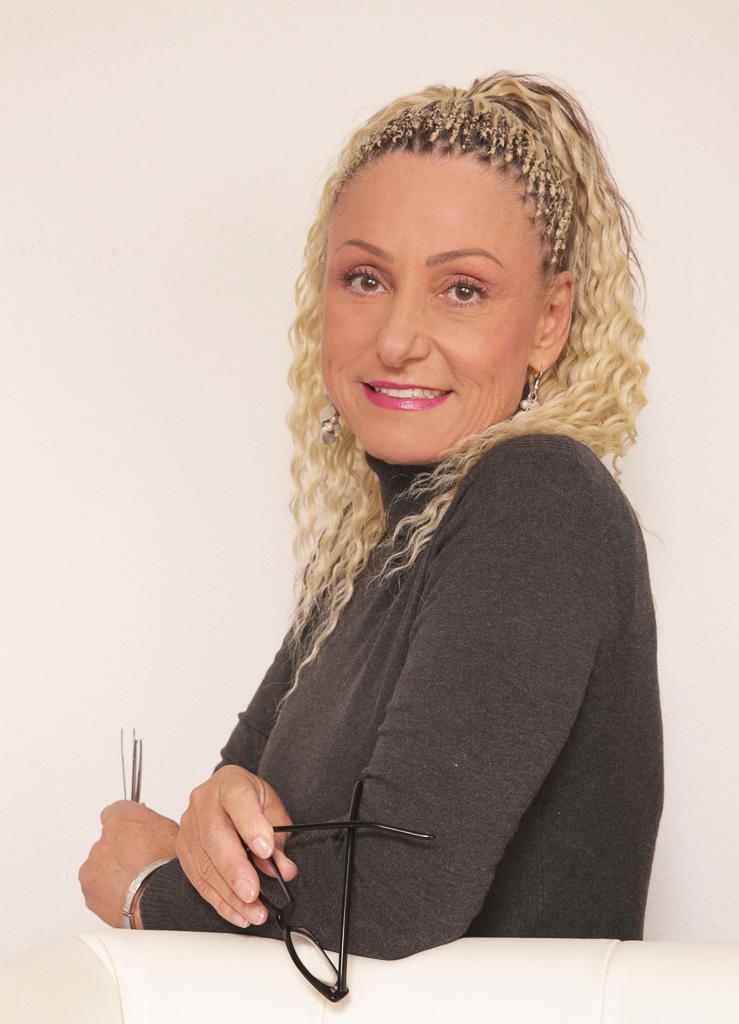 Natascha Morgan Profil